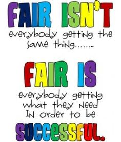 fair isn't