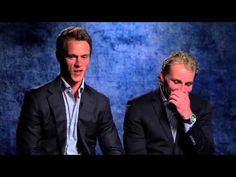 Patrick Kane and Jonathan Toews Conversation