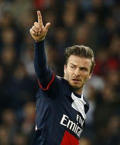 @Beckham #9ine