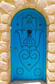 blue door #1 inspiration for the blue door board