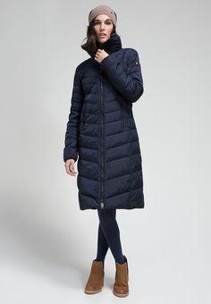 NILLA2-D - Down coat - dark blue