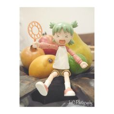 Have a great Sunday #weekend #yotsuba #danboard #toys