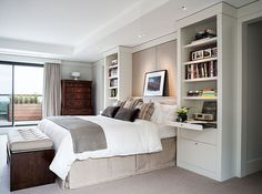 Image result for picture frames above bedside table