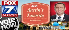 @foxaustin @prinsenonfox7 needs your shares and votes @ http://weatherist.com/blog/2014/07/22/vote-for-austins-favorite-weathercaster to be  #Austin's Favorite #Weathercaster poll 2014 so vote now!
