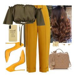 """""""Untitled #29"""" by selvianym on Polyvore featuring Casadei, Chloé, Cartier, Paloma Picasso and Olivia Burton"""