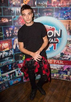 Tom na festa do @fusionfest em Londres, na Inglaterra. (14 out.)