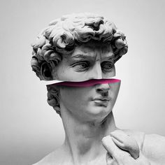 'Souvenir from Florence - David' Poster by EnjoyRiot Michelangelo, Vaporwave Art, Inspiration Tattoos, Greek Art, Aesthetic Art, Aesthetic Statue, Grafik Design, Collage Art, Art Inspo