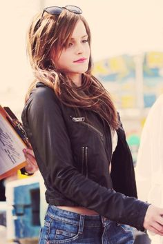 Emma Watson Love her with long hair <3