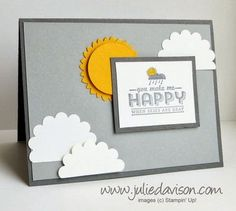 Julie's Stamping Spot -- Stampin' Up! Project Ideas Posted Daily: Top 7 of March 2014