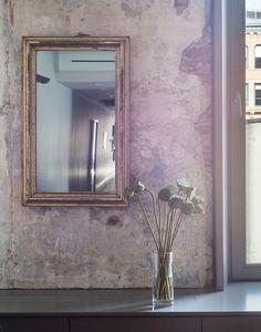 Индустриальный лофт в Нью-Йорке   Пуфик - блог о дизайне интерьера