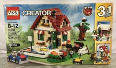 LEGO Creator 31038 Changing Seasons New in Box 536 Pieces - Sealed