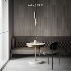 Instagram 上的 Salvatori:「 Create your own stylish French brasserie look at home with the René bistro table and add a cluster of Silo ceiling lights in Pietra d'Avola… 」 Kitchen Banquette, Kitchen Dining, Arch Interior, Banquettes, Ceiling Lights, Table, French, Furniture, Stylish