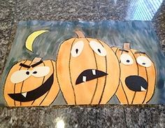 Expressive Pumpkins Craft Project | Scholastic.com