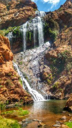 Waterfall South Africa, Waterfall, Waterfalls, Rain