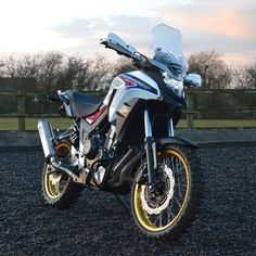 CB500X Adventure by Rally Raid Products