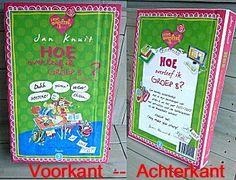 Sinterklaas surprise met de titel: Reuzenboek maken