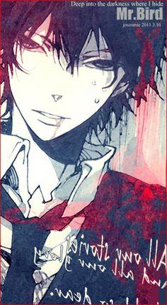 #anime hibari #hitman reborn
