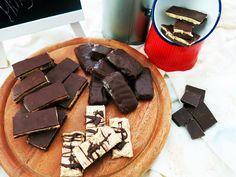 Antipastaa: Terveellisemmät Milky Way -patukat (maidoton, vähäsokerisempi, vähähiilihydraattinen, gluteeniton, viljaton) Fodmap, Candy, Chocolate, Food, Sweet, Toffee, Sweets, Schokolade, Essen