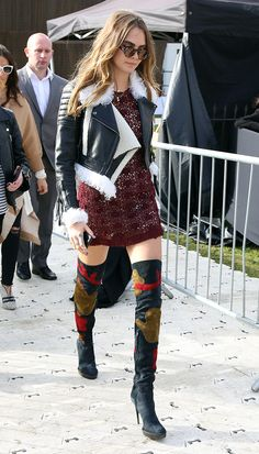 Shop 12 Over the Knee Boots | InStyle.com
