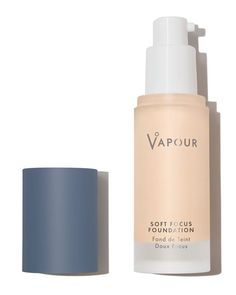 Soft Focus Foundation by Vapour Beauty at Neiman Marcus Non Toxic Makeup, Foundation Brush, Blush Makeup, Flawless Skin, How To Apply, Skin Care, Cosmetics, Neiman Marcus, Beauty