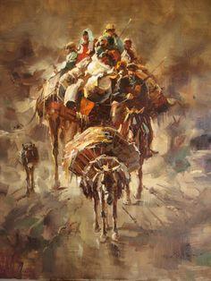painter : Remzi Taşkıran (Turkish Painter)