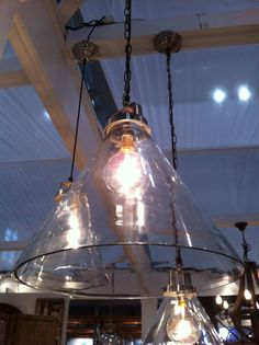 Lights for the kitchen over the island.