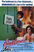 Private Lessons (1981). [R] 87 mins. Starring: Sylvia Kristel, Howard Hesseman, Eric Brown, Ed Begley, Jr. and Pamela Jean Bryant Meridith Baer Peter Elbling