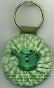 Tutorial for yo-yo keychains./Meli