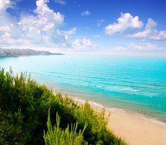 beaches Barcelona Costa Brava Maresme Sitges seaside summer spain