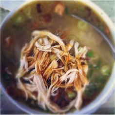 Soto Kudus (Kudus Chicken Soup) Recipe - Indonesian Food. http://foodmenuideas.blogspot.com/2014/06/soto-kudus-kudus-chicken-soup-recipe.html
