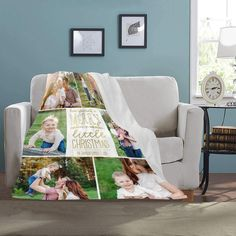 ⭐⭐⭐⭐⭐ --❤️❤️--Upload your favorite photo and we will turn your warm memories into a customized blanket. Make a one-of-a-kind gift with photos, names, and quotes of you and the one you love. Design and Create the perfect personalized Blanket is fast, easy & fun. Photo Blanket, Personalised Blankets, Custom Photo, Toddler Bed, Photo Gifts, Etsy Seller, Names, Memories, Gift Ideas