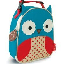 Savannah's new lunch bag :)