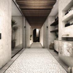 Modern Home Decor .Modern Home Decor Home Interior Design, Interior And Exterior, Interior Decorating, Cheap Beach Decor, Cheap Home Decor, Casa Hotel, Myconos, Tulum, Great Hotel