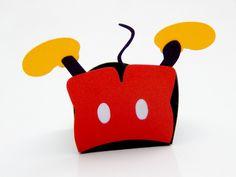 forminhas de docinhos mickey - Pesquisa Google