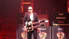 Joe Bonamassa - Young Man Blues [Arlene Schnitzer Concert Hall 2011] (HD) Joe Bonamassa playing ES-1275