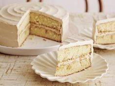 Spiked Mudslide Cake recipe from Food Network Kitchen Cake Recipe Food Network, Food Network Recipes, Round Cake Pans, Round Cakes, Mudslide Cake Recipe, Irish Coffee Cake, Cupcake Cakes, Cupcakes, Deserts