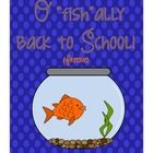 This freebie has a few activities from our back to school packet.  If you enjoy these, click the link below to check out the whole packet!  Thanks ...