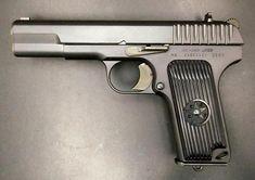 Pistola Tokarev TT 33 ejercito Rojo (URSS)
