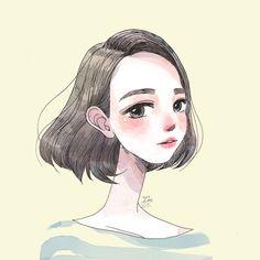 #illustration #art #girl