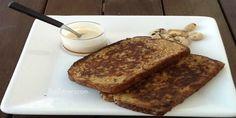 Desayuno para corredores: Tostadas Proteícas de Canela | Receta para Corredores