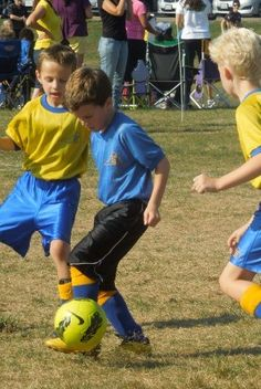 encouraging your child to be an athlete