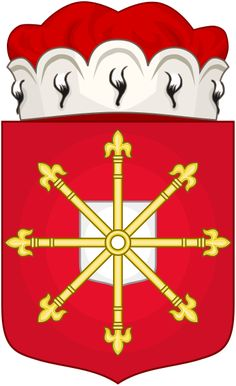Coat of Arms of the Duchy of Cleves - User:Tom-L/Sodacannic Heraldry - Wikimedia Commons