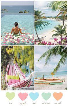Αποτέλεσμα εικόνας για island paradise inspiration   boards