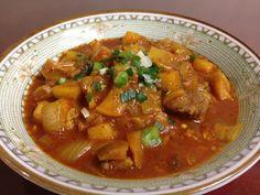 #563-1 apple curry - 사과 카레