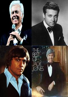 Jack Jones 77 today wink emoticon  Born John Allan Jones ~ January 14, 1938 in Hollywood, California, US known by his stage name Jack Jones. Jazz and pop singer,popular during the 1960s. Jones was primarily a straight pop singer whose ventures in the direction of jazz were mostly of the big band/swing variety. Jones won two Grammy Awards. He continues to perform concerts around the world The Love Boat Theme ~ Jack Jones  PLAY >>> www.youtube.com/watch?v=lWwCDosOHBE