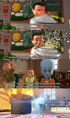 Megamind (Disney) (Dreamworks)