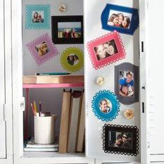 Easy DIY Locker Decorations Ideas For Teenagers Visit for details http://diyhomedecorguide.com/diy-locker-decorations/