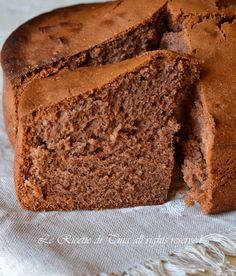 Torta alla nutella soffice e goloso,un dolce per colazione adatto a grandi e piccini