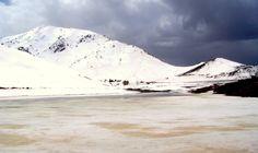 Oukaimeden skiing morocco