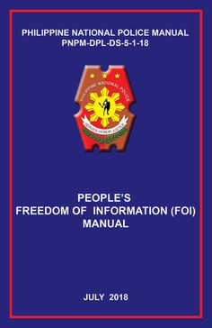This is the official website of the Philippine National Police National Police, Philippines, Desktop